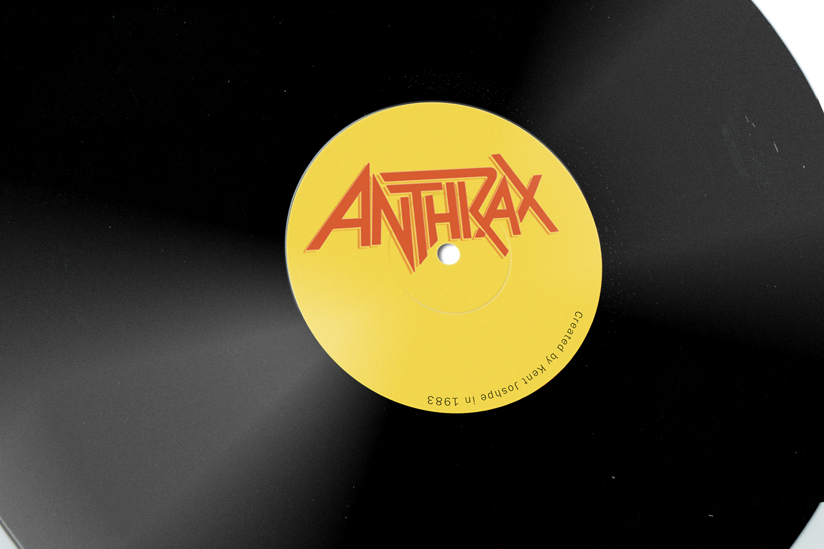 Anthrax on Record